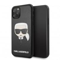 Чехол KARL Lagerfeld, для iPhone 11 Pro (KLHCN58KHBK)