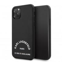 Чехол KARL Lagerfeld, для iPhone 11 Pro (KLHCN58NYBK)