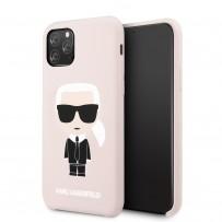 Чехол KARL Lagerfeld, для iPhone 11 Pro (KLHCN58SLFKPI)