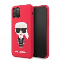 Чехол KARL Lagerfeld, для iPhone 11 Pro Max (KLHCN65SLFKRE)