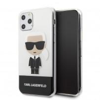 Чехол KARL Lagerfeld, для iPhone 11 Pro (KLHCN58TPUTRIC)