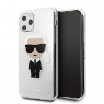 Чехол KARL Lagerfeld, для iPhone 11 Pro (KLHCN58TPUTRIKSL)
