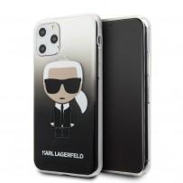 Чехол KARL Lagerfeld, для iPhone 11 Pro (KLHCN58TRDFKBK)