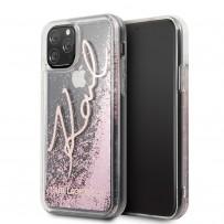 Чехол KARL Lagerfeld, для iPhone 11 Pro (KLHCN58TRKSRG)