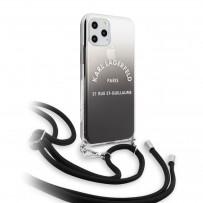 Чехол KARL Lagerfeld, для iPhone 11 Pro Max (KLHCN65WOGRBK)