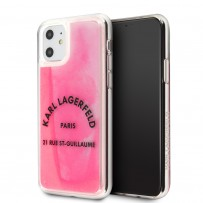 Чехол KARL Lagerfeld, для iPhone 11 (KLHCN61GLTRSL)