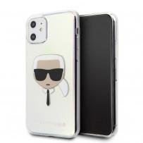 Чехол KARL Lagerfeld, для iPhone 11 (KLHCN61PCKHML)