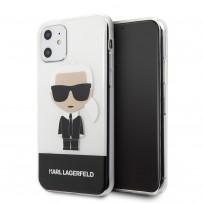 Чехол KARL Lagerfeld, для iPhone 11 (KLHCN61TPUTRIC)