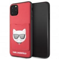 Чехол KARL Lagerfeld, для iPhone 11 Pro Max (KLHCN65CSKCRE)