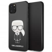 Чехол KARL Lagerfeld, для iPhone 11 Pro Max (KLHCN65DLFKBK)