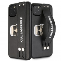 Чехол KARL Lagerfeld, для iPhone 11 Pro Max (KLHCN65HA2BK)