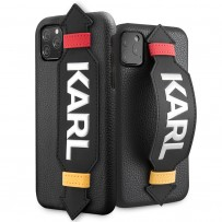 Чехол KARL Lagerfeld, для iPhone 11 Pro Max (KLHCN65HDAWBK)