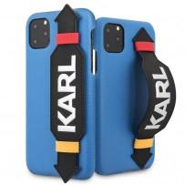 Чехол KARL Lagerfeld, для iPhone 11 Pro Max (KLHCN65HDAWBL)