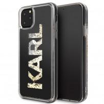 Чехол KARL Lagerfeld, для iPhone 11 Pro Max (KLHCN65KAGBK)