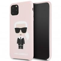 Чехол KARL Lagerfeld, для iPhone 11 Pro Max (KLHCN65SLFKPI)