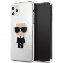 Чехол KARL Lagerfeld, для iPhone 11 Pro Max (KLHCN65TPUTRIKSL)