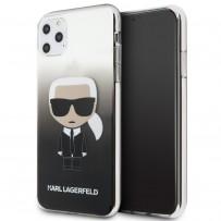 Чехол KARL Lagerfeld, для iPhone 11 Pro Max (KLHCN65TRDFKBK)