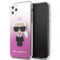 Чехол KARL Lagerfeld, для iPhone 11 Pro Max (KLHCN65TRDFKPI)