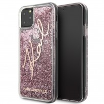 Чехол KARL Lagerfeld, для iPhone 11 Pro Max (KLHCN65TRKSRG)