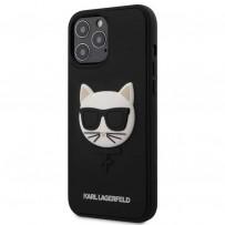 Чехол Karl Lagerfeld для iPhone 12 Pro Max (KLHCP12LCH3DBK)