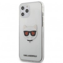 Чехол Karl Lagerfeld для iPhone 12 Pro Max (KLHCP12LCLTR)