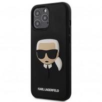 Чехол Karl Lagerfeld для iPhone 12 Pro Max (KLHCP12LKH3DBK)