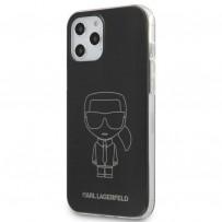 Чехол Karl Lagerfeld для iPhone 12 Pro Max (KLHCP12LPCUMIKBK)