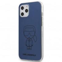 Чехол Karl Lagerfeld для iPhone 12 Pro Max (KLHCP12LPCUMIKBL)