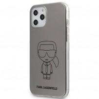 Чехол Karl Lagerfeld для iPhone 12 Pro Max (KLHCP12LPCUMIKSL)