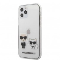 Чехол Karl Lagerfeld для iPhone 12 Pro/ 12 Max (KLHCP12MCKTR)