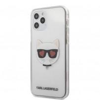Чехол Karl Lagerfeld для iPhone 12 Pro/ 12 Max (KLHCP12MCLTR)