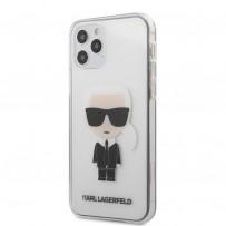 Чехол Karl Lagerfeld для iPhone 12 Pro/ 12 Max (KLHCP12MTRIK)