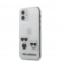 Чехол Karl Lagerfeld для iPhone 12 (KLHCP12SCKTR)