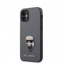 Чехол Karl Lagerfeld для iPhone 12 (KLHCP12SIKMSSL)