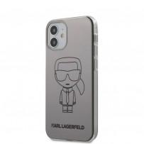 Чехол Karl Lagerfeld для iPhone 12 (KLHCP12SPCUMIKSL)