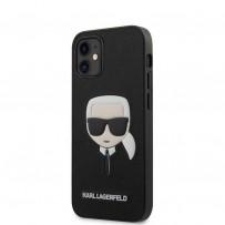 Чехол Karl Lagerfeld для iPhone 12 (KLHCP12SPCUSKCBK)