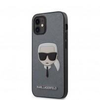 Чехол Karl Lagerfeld для iPhone 12 (KLHCP12SSAKHSL)