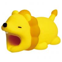 """Зверушка-игрушка для защиты кабеля от износа """"Львенок"""" для iPhone"""