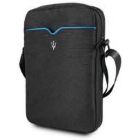 "Сумка Maserati для планшетов 8"" сумка Gransport Bag Nylon Black/Blue"