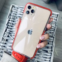 """Противоударный чехол """"Фруктовый лед"""" для iPhone 11 Pro, красный"""
