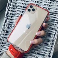 """Противоударный чехол """"Фруктовый лед"""" для iPhone 11 Pro Max, красный"""