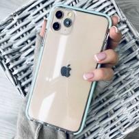 """Противоударный чехол """"Фруктовый лед"""" для iPhone 11 Pro Max, мятный"""