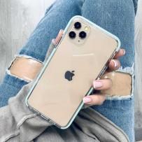 """Противоударный чехол """"Фруктовый лед"""" для iPhone 11, мятный"""
