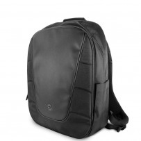 Рюкзак Mercedes-Benz для ноутбуков 15'' Computer backpack Black/Black piping