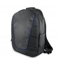 Рюкзак Mercedes для ноутбуков 15'' рюкзак Computer backpack Black/Blue piping