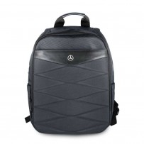 Рюкзак Mercedes-Benz для ноутбуков 15'' Pattern lll Grey LITE