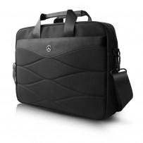 Сумка Mercedes-Benz для ноутбуков 15'' сумка Pattern lll Black