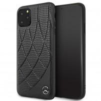 Чехол Mercedes-Bens для iPhone 11 Pro Max (MEHCN65DIQBK)