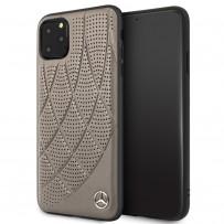 Чехол Mecsedes-Bens для iPhone 11 Pro Max (MEHCN65DIQBR)