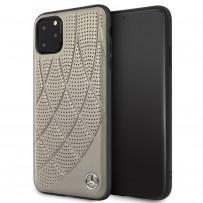 Чехол Meсsedes-Bens для iPhone 11 Pro Max (MEHCN65DIQGR)
